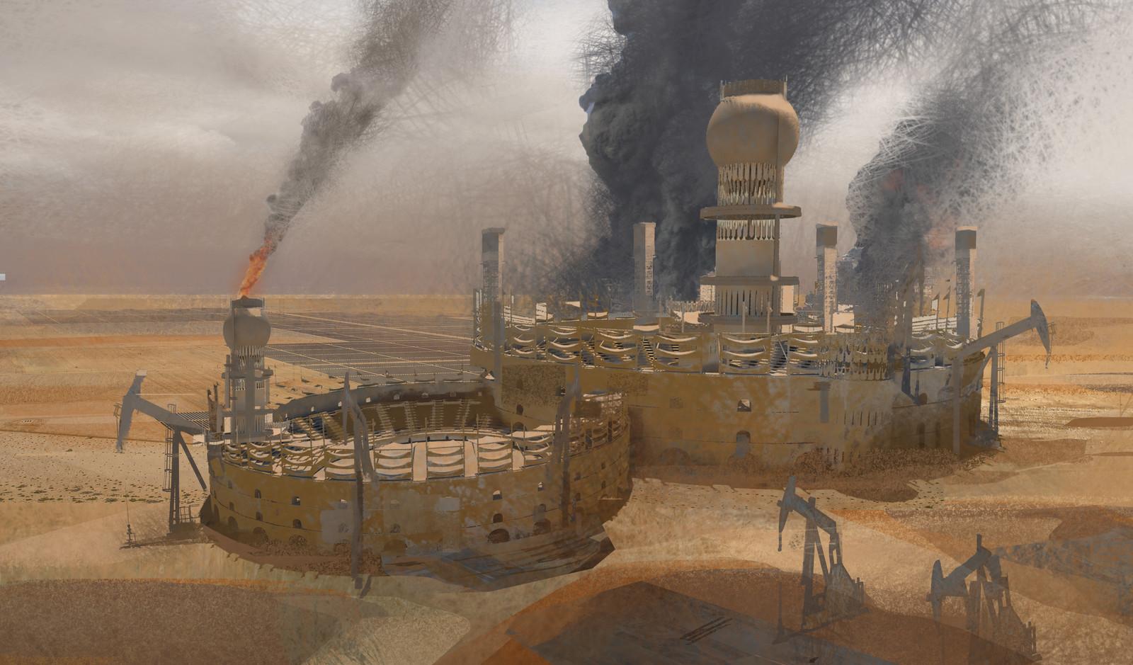 sketch1 for OilField