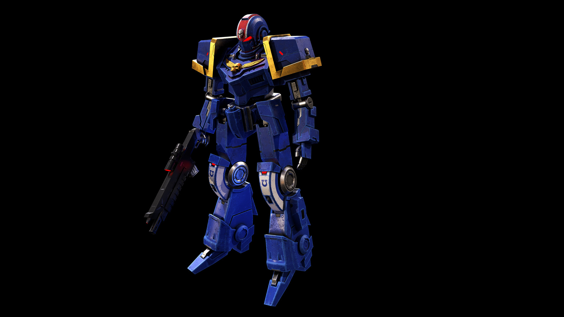 Jimmy le duigou gundam final