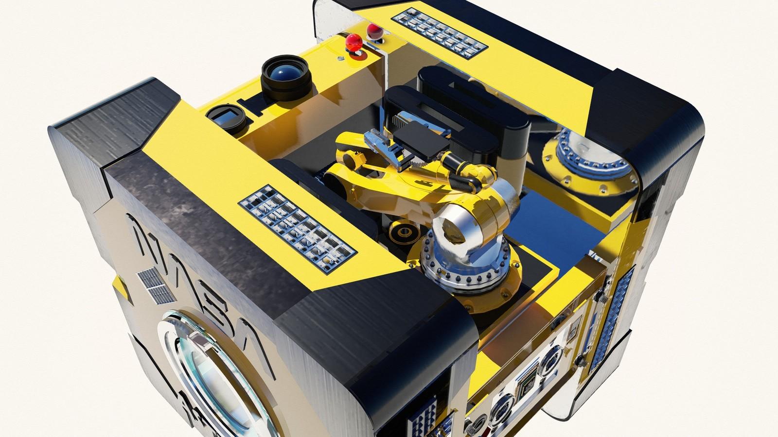 ASTROBEE SRA  Pixani & NASA  #pixani #NASA #Astrobee #robot