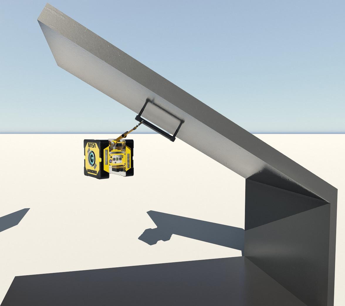 ASTROBEE SRA in ISS Pixani & NASA  #pixani #NASA #Astrobee #robot