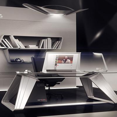 Encho enchev desk concept1