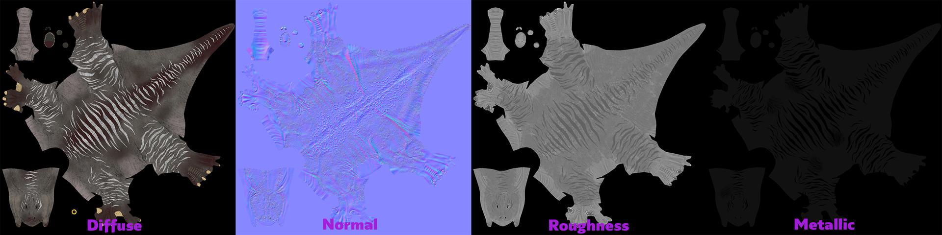 Iguanodon maps 4k
