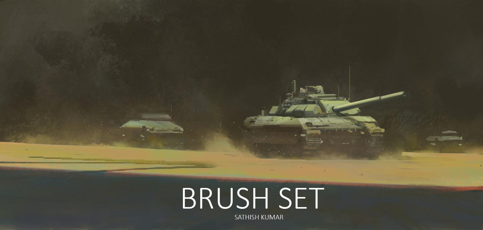 Brush Set _2018