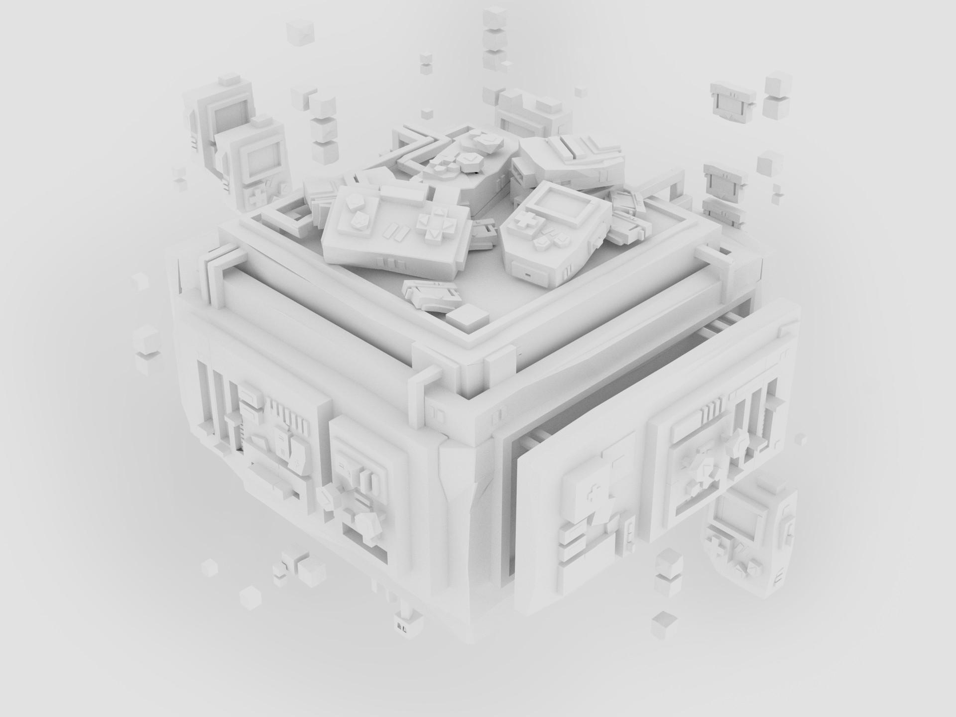 Skylar thomas consoles white