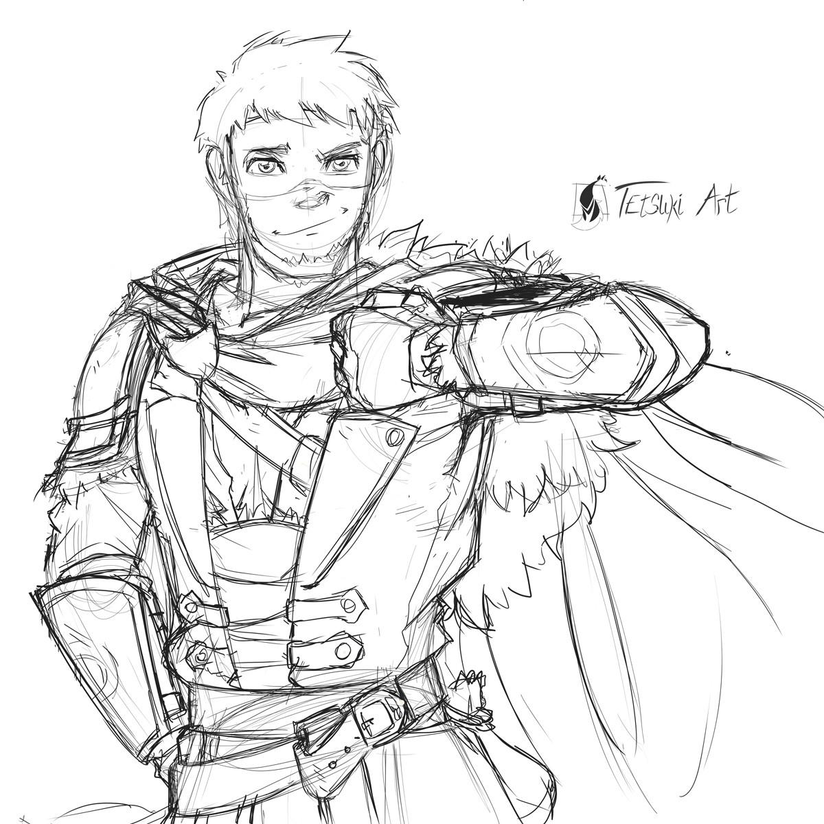 Sketch of the idea