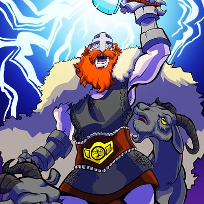 Dash fox thors