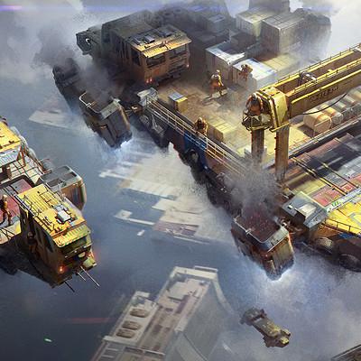 Ivan laliashvili cargo transporters 2