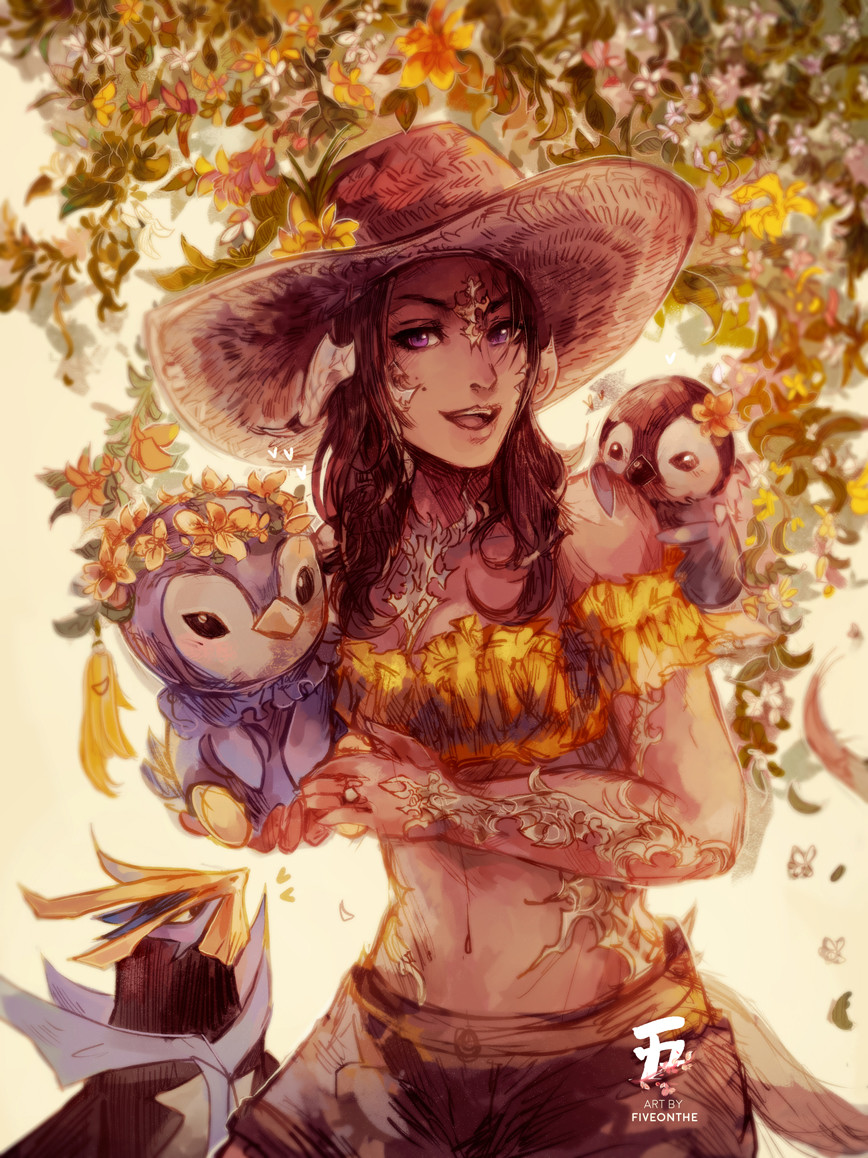 Joelin tan jasmine pokemonauriw