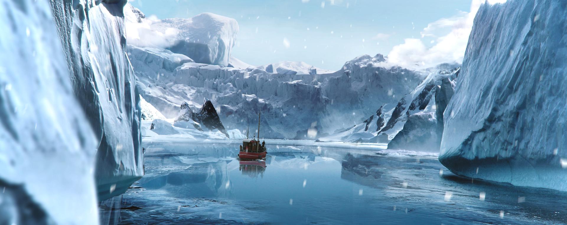 Michael morris glacier