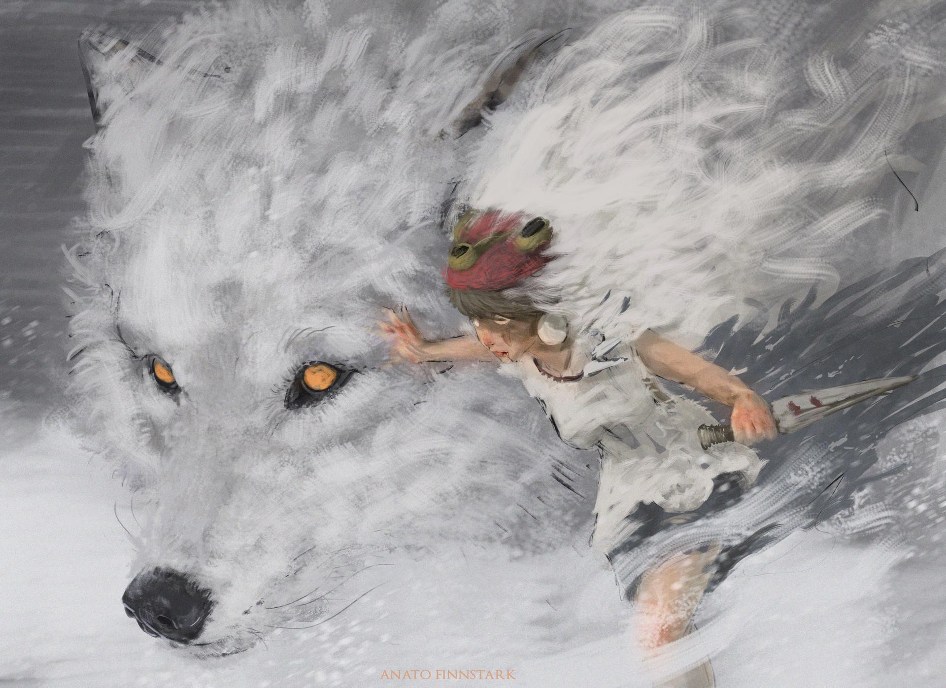 Anato finnstark mononoke fvfeezfefefefefef