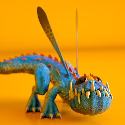 Fernando baez dragon hd