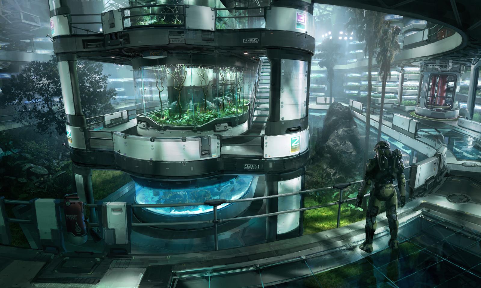 Halo Greenhouse