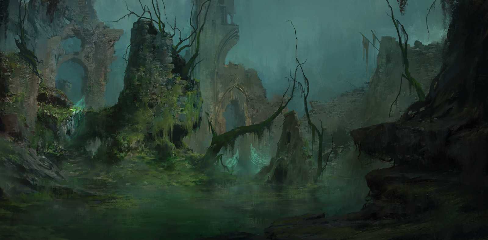 Haunted Swamp