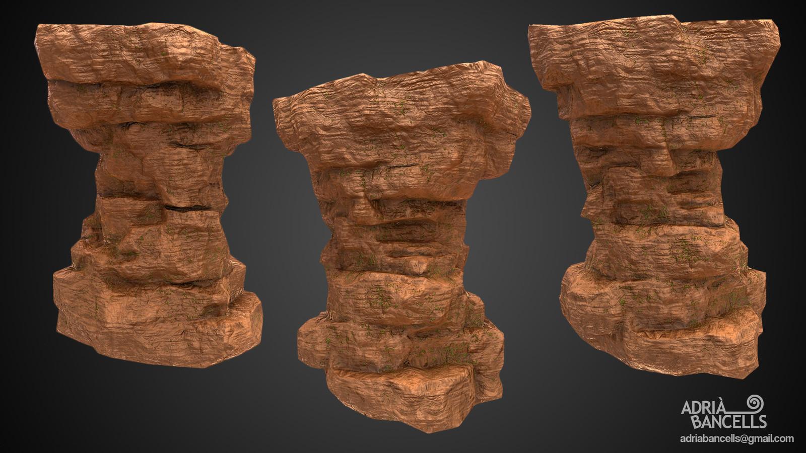 Cliff Rock 2