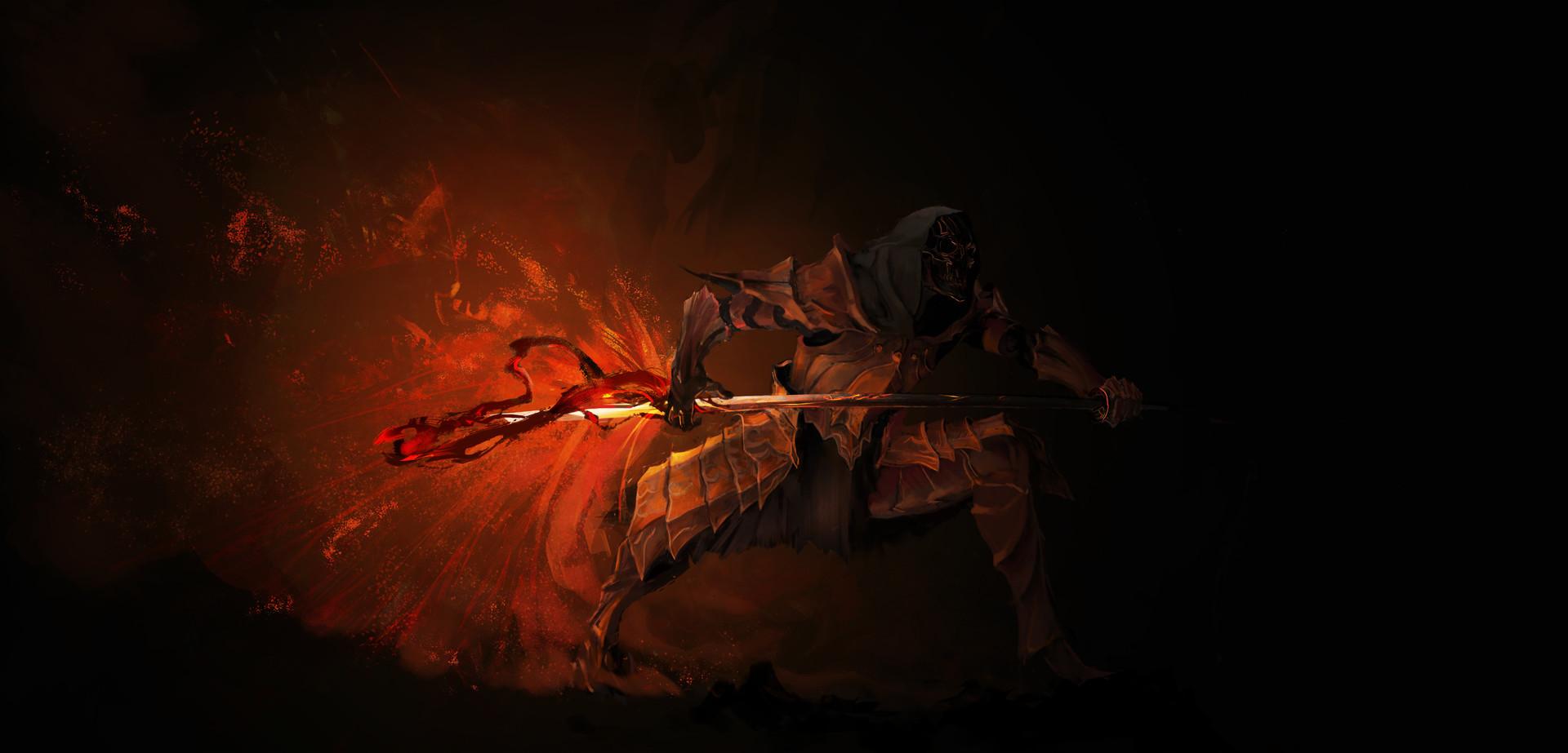 Artstation Fan Art From Dark Souls Jadh Safri