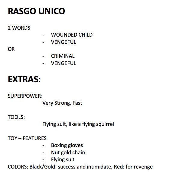 unique traits