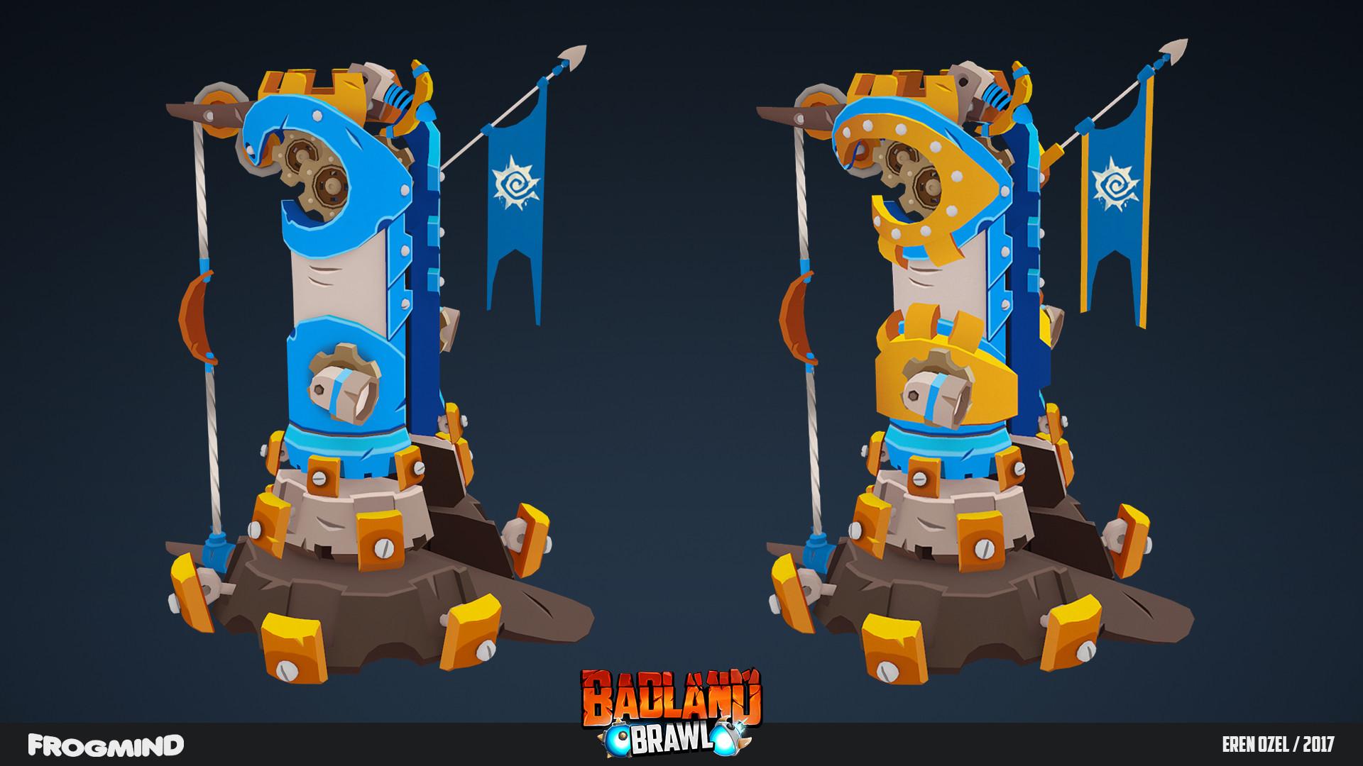 Eren ozel badlandbrawl tower 003