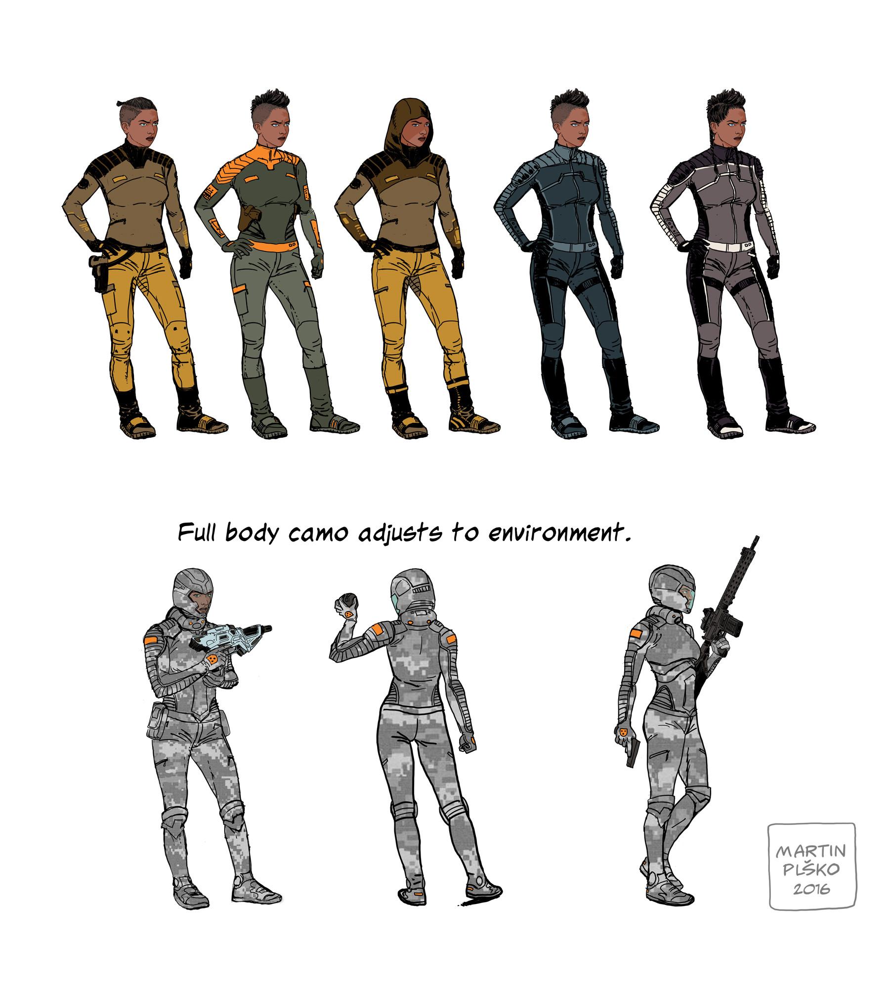 Second round of uniform designs, refining stage.