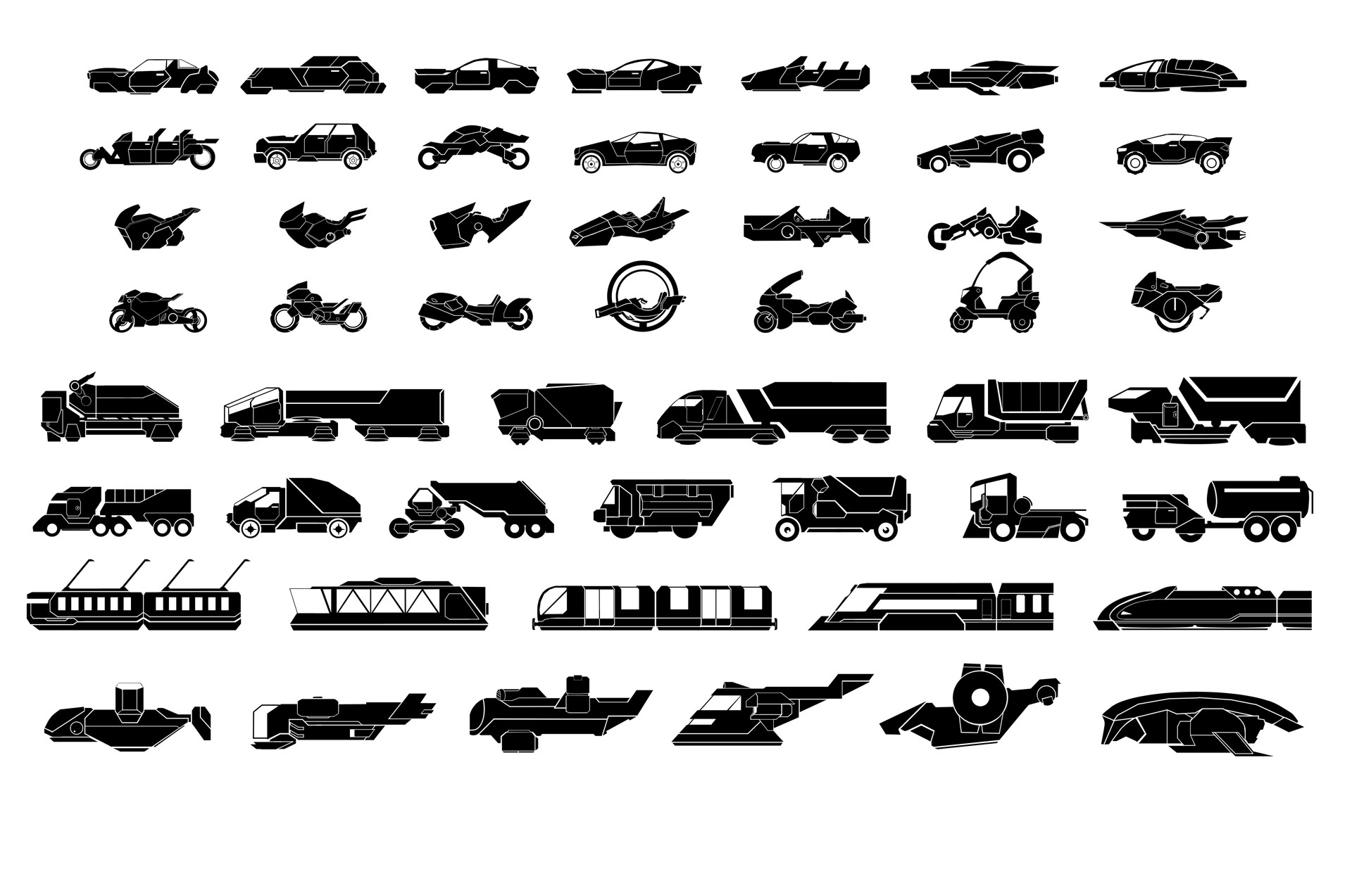 Lawrence patrick patchen iii vehicle silhouettes pg