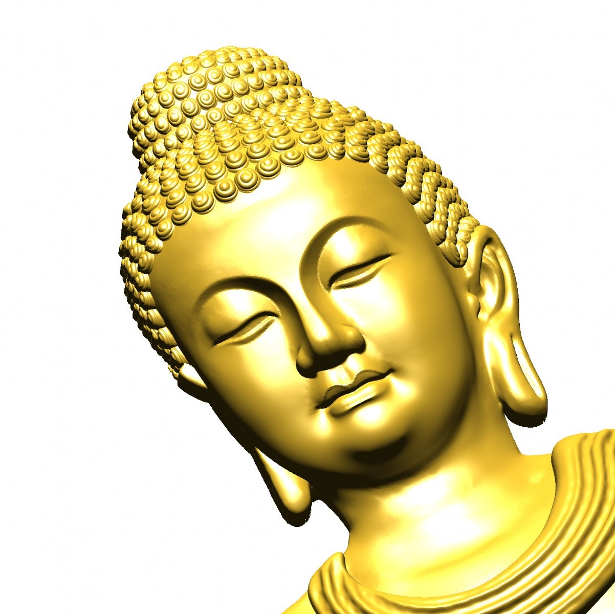 this is a 3d (2.5d) design  now i give some reference images post here    buddha design image 9 this is face only  made by : Keshwa Art...& group