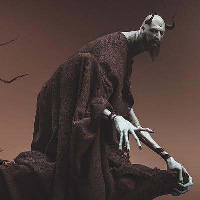 Gilberto soren zaragoza demon fabrics
