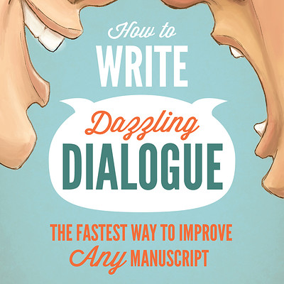 Josh kenfield dazzing dialogue cover design jkenfield