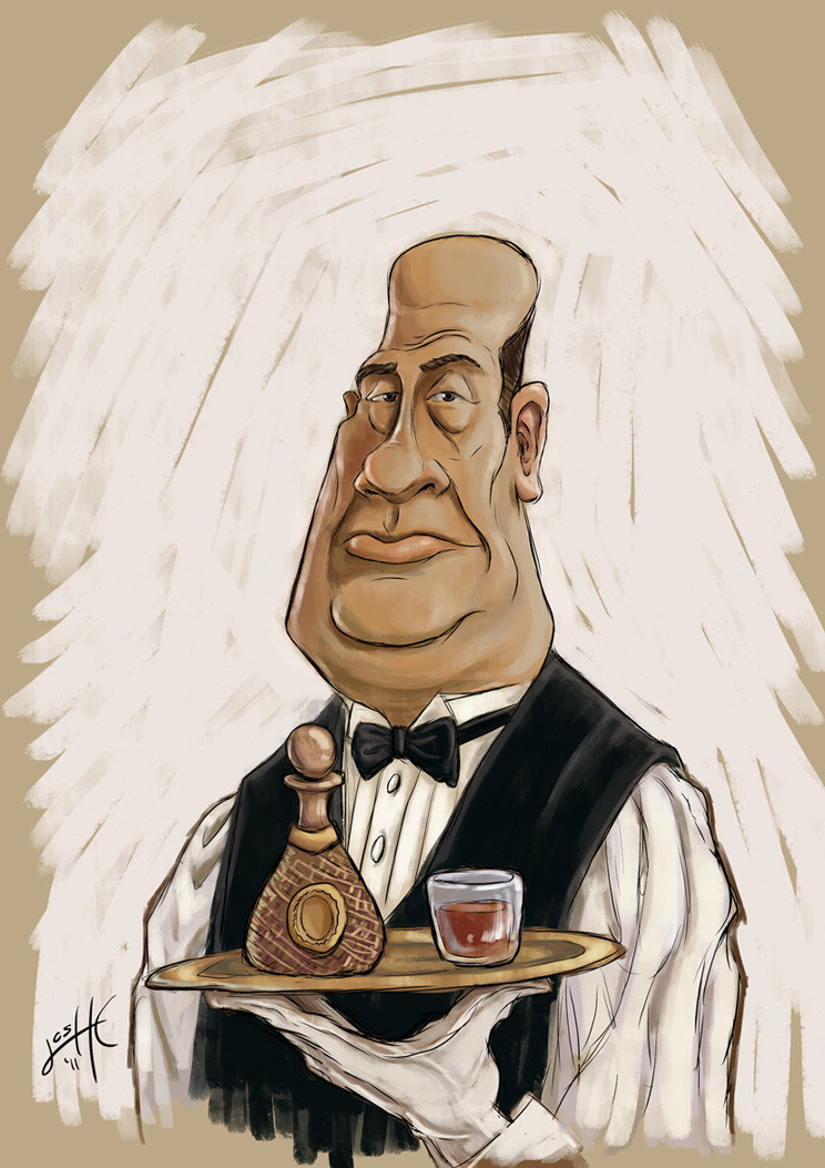 Jeeves - Character Portrait