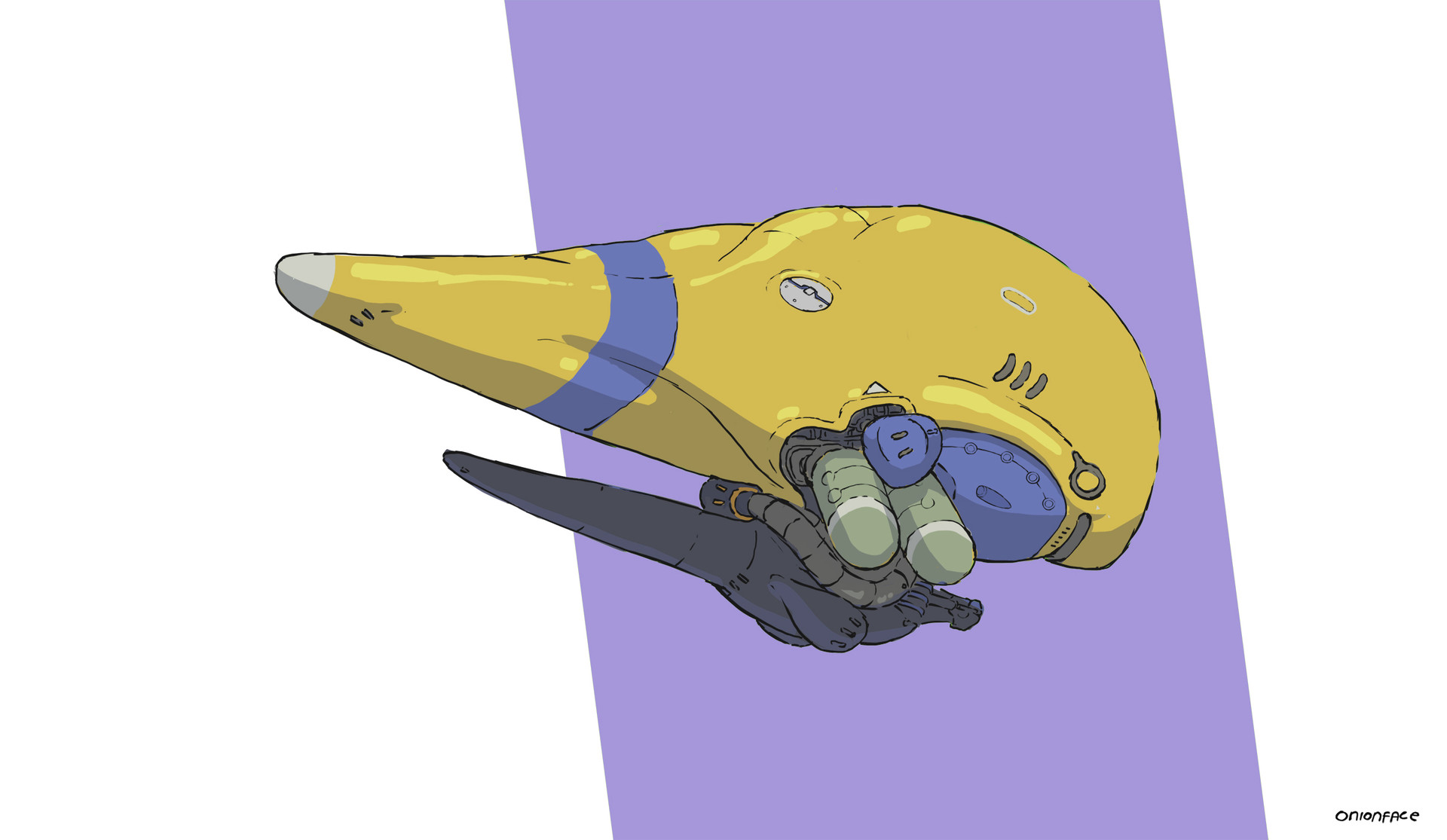 West clendinning spaceship cleanup 04