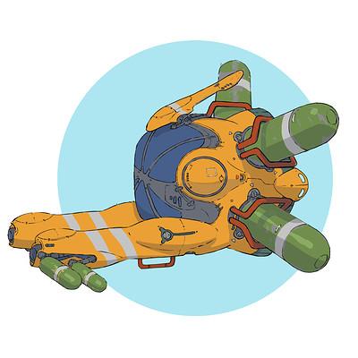 West clendinning spaceship cleanup 03