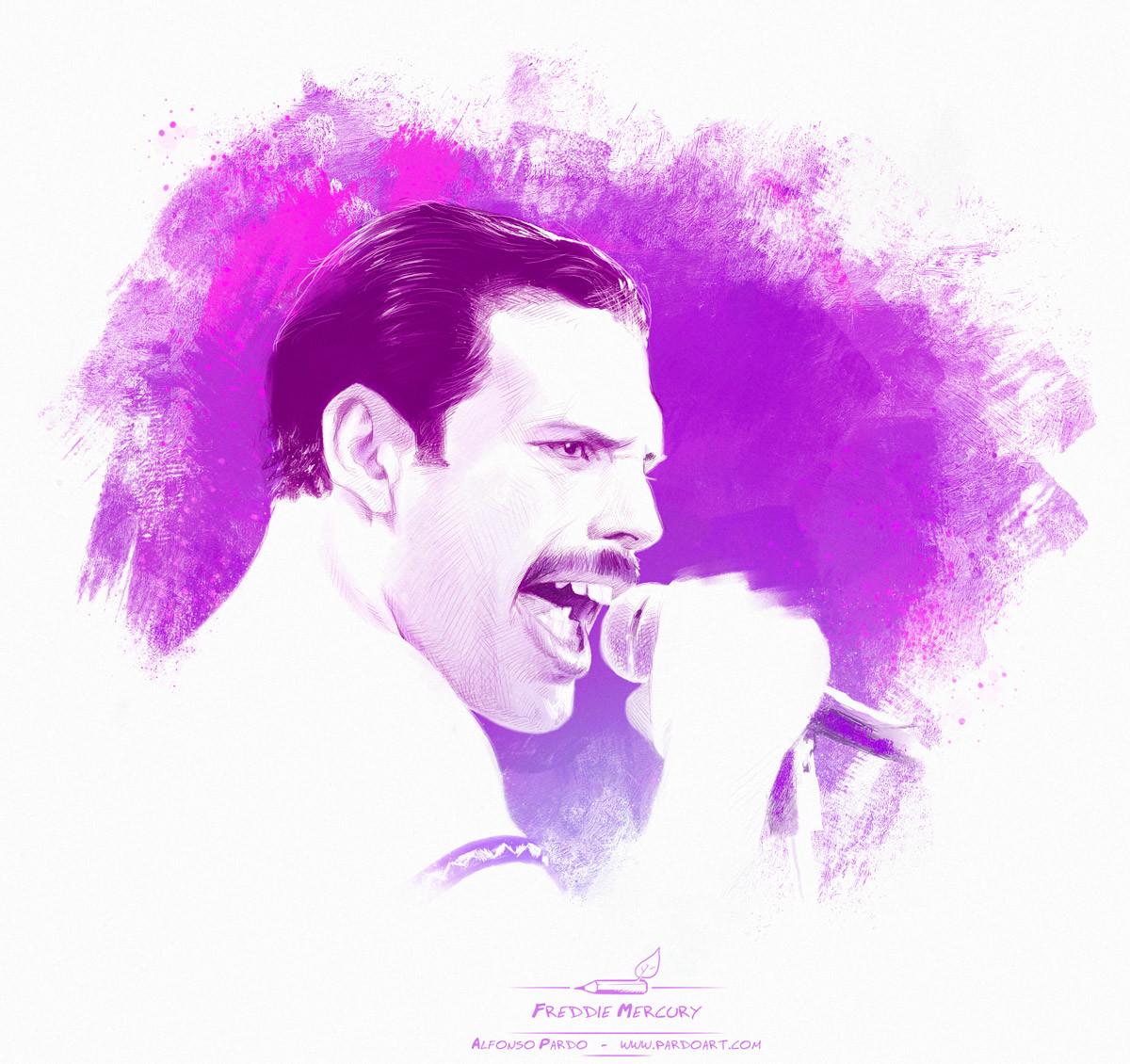 Gods - Freddie Mercury