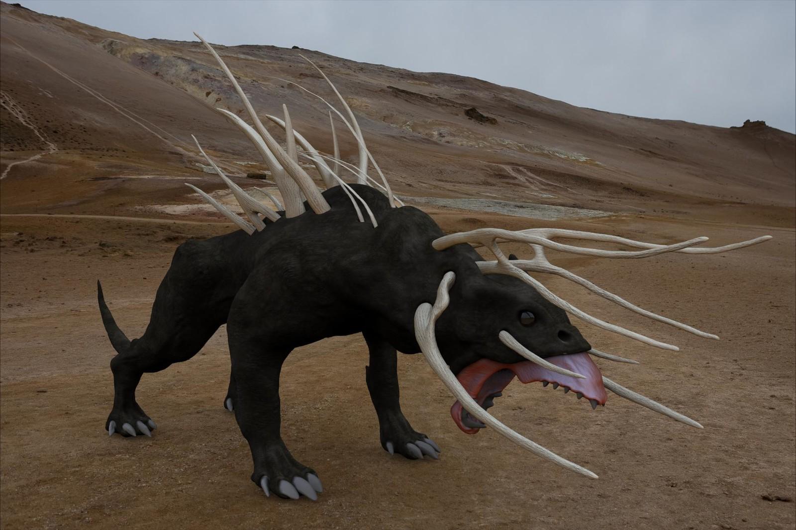 Predator Hell hound