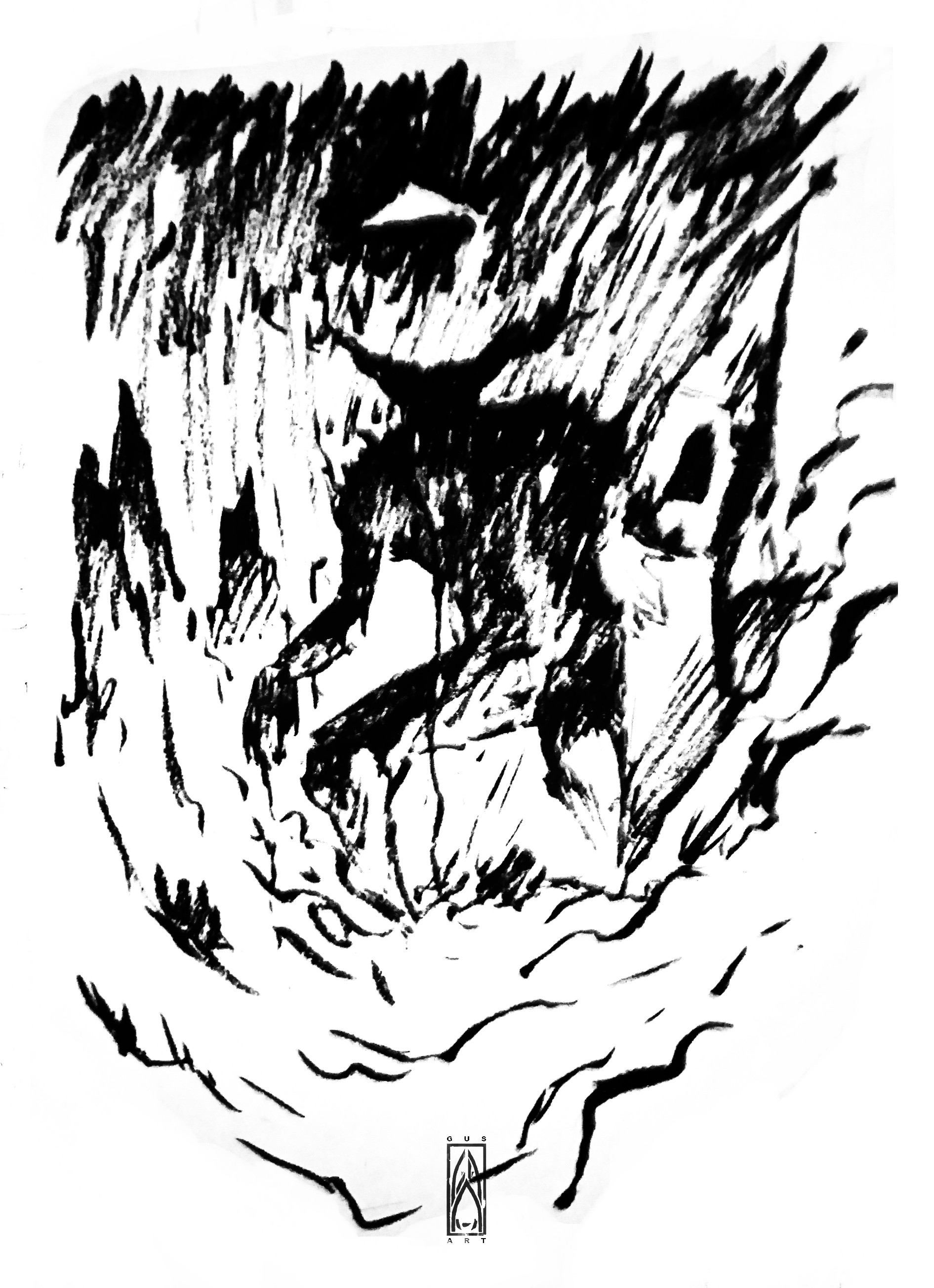 Gustavo arteaga a titan s tail of desolation oi