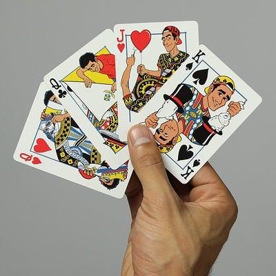 Josh kenfield cards 3