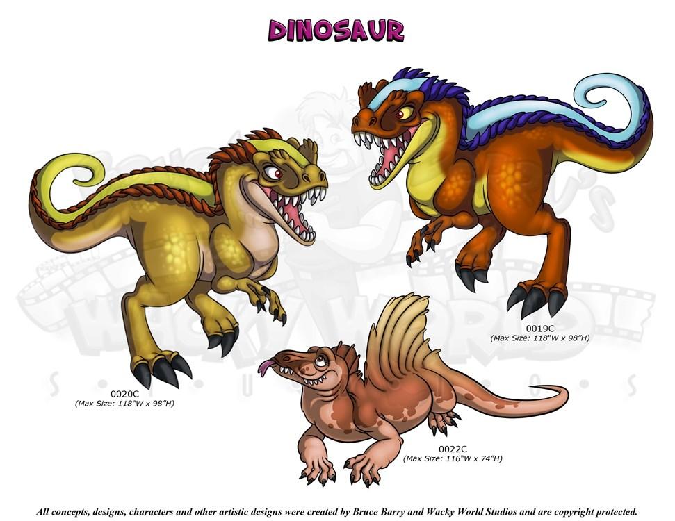 Randa rivera dinosaurs 006