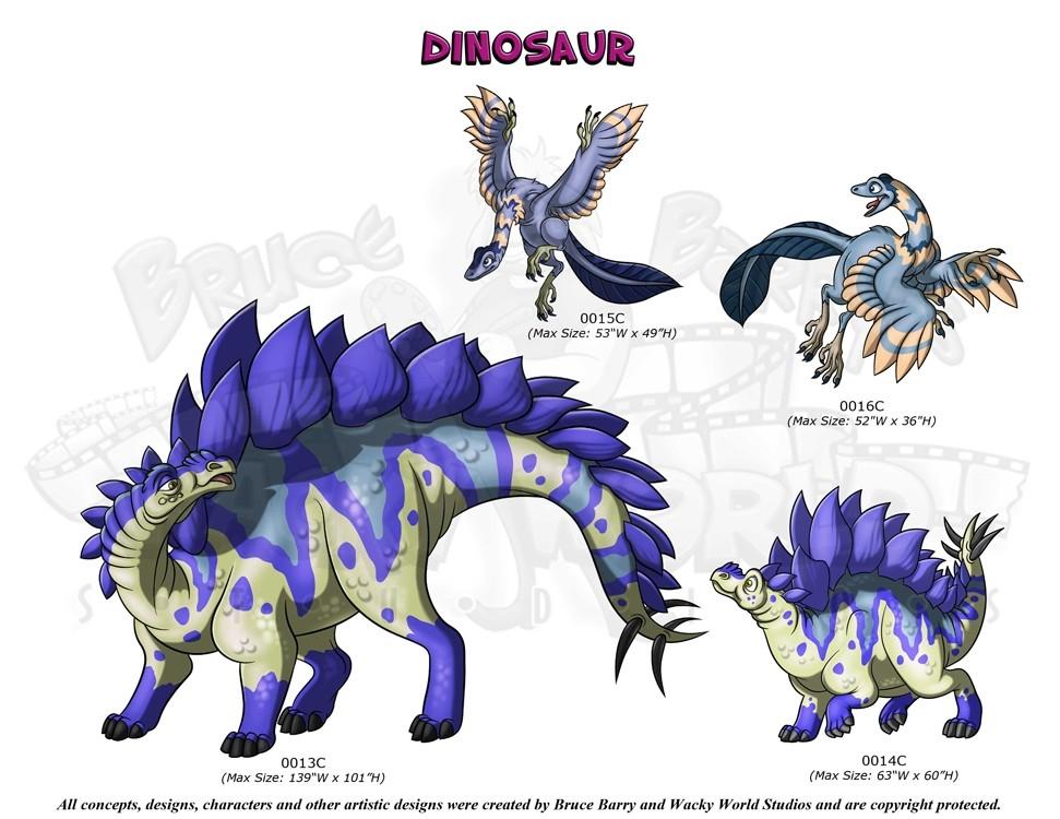Randa rivera dinosaurs 004