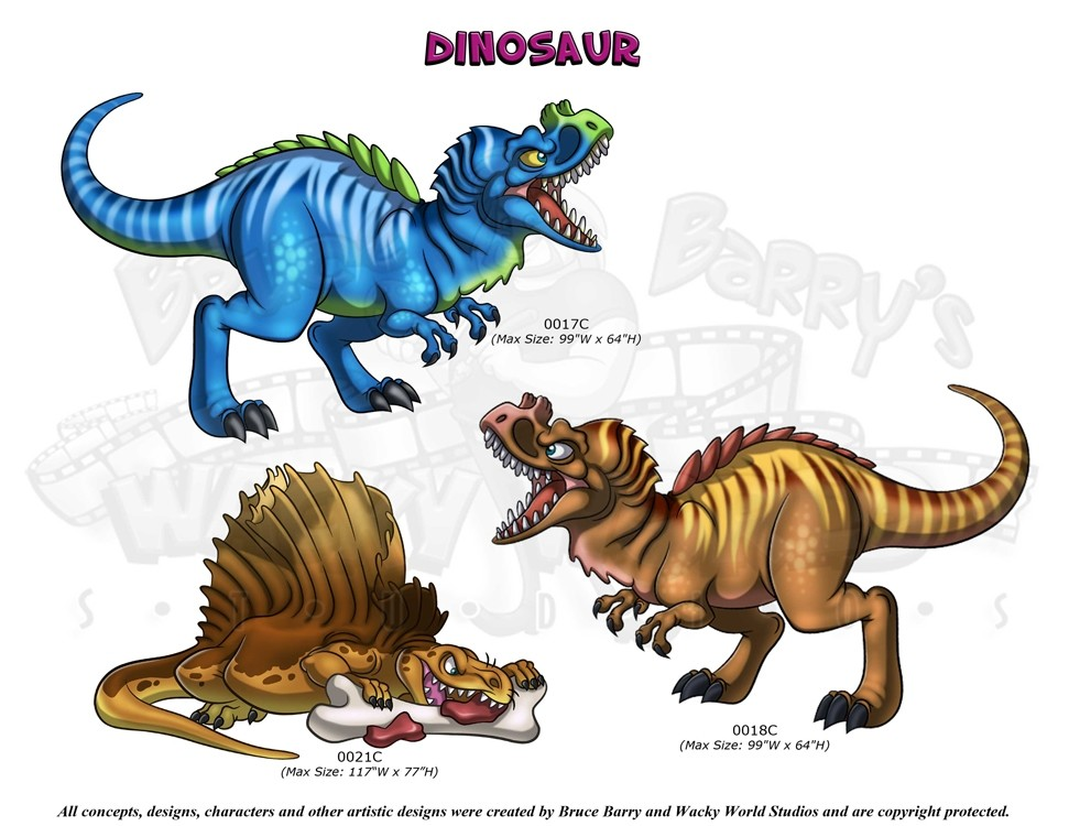 Randa rivera dinosaurs 005