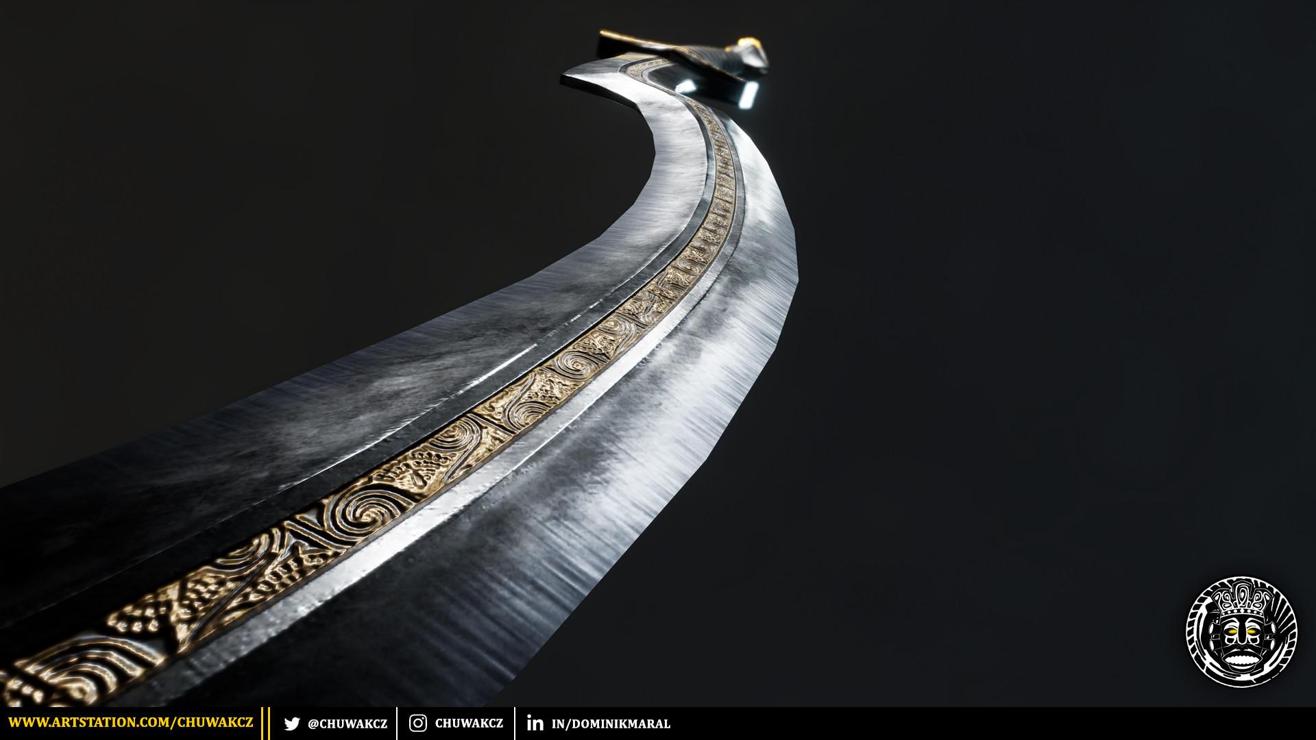 Dominik maral steelblade