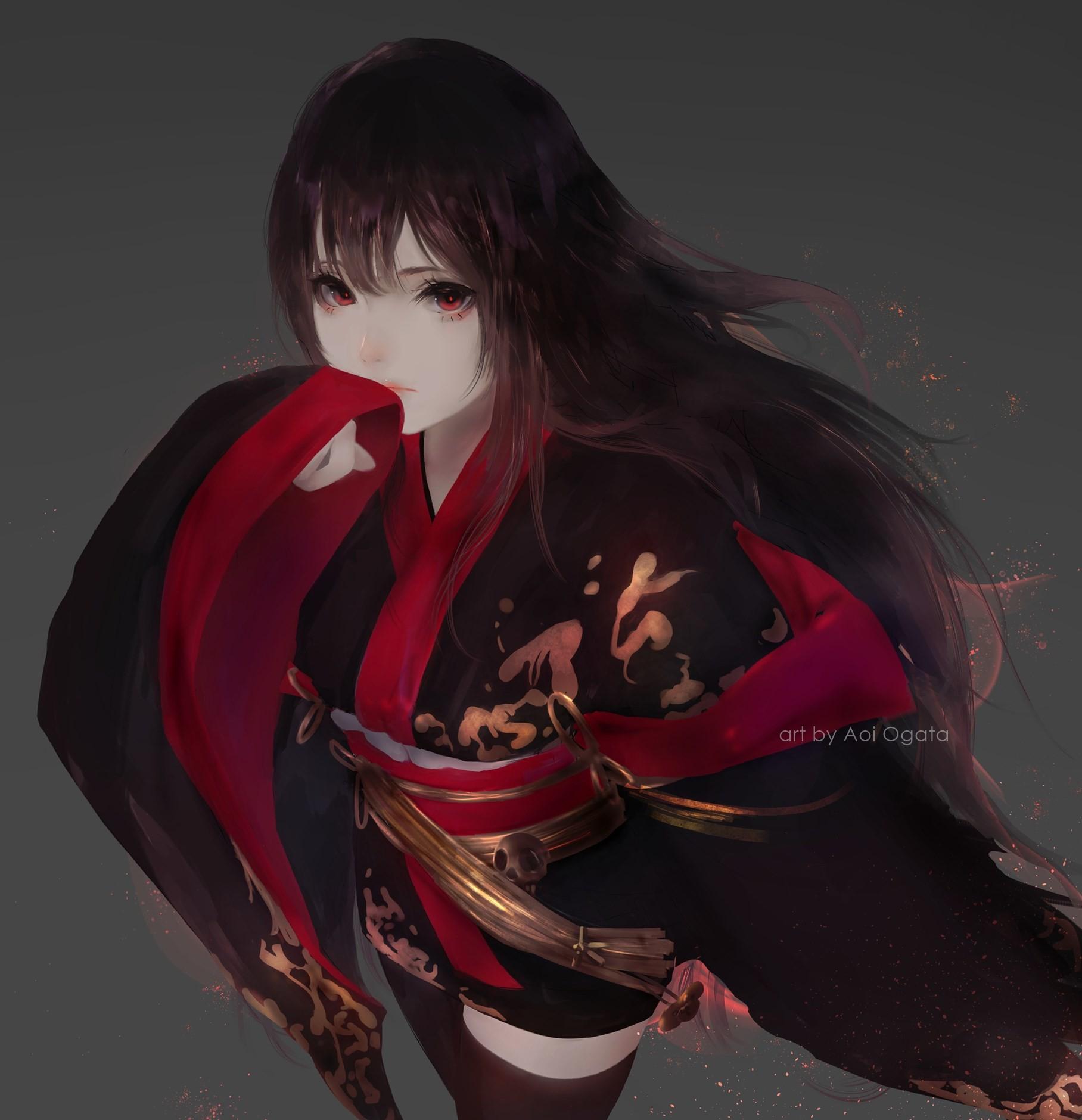 Aoi ogata shinra1111