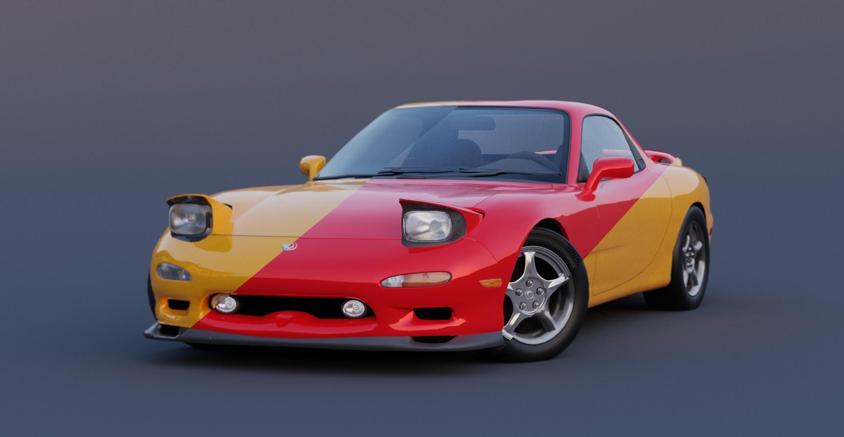 Kelebihan Kekurangan Mazda Rx7 Fd3S Murah Berkualitas