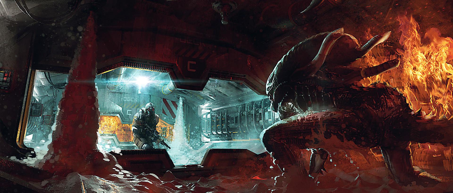 Joakim ericsson alien foam scene final x cut