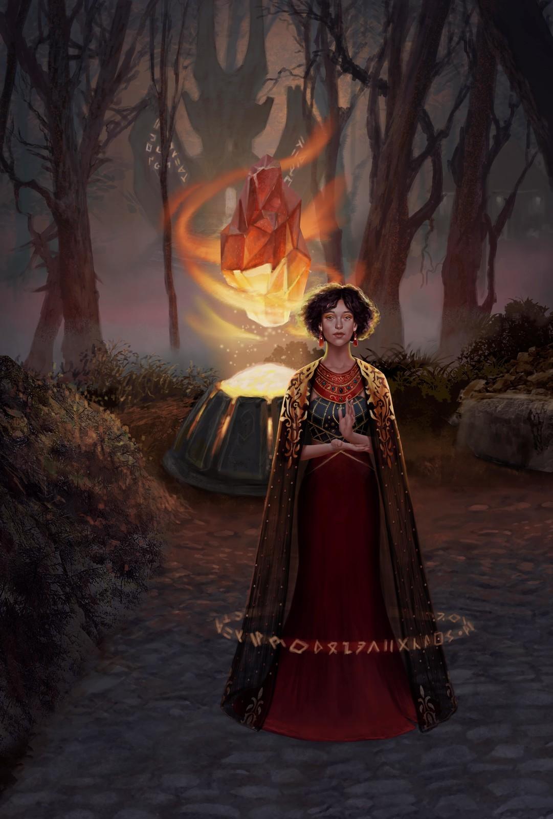 Autumn Priestess