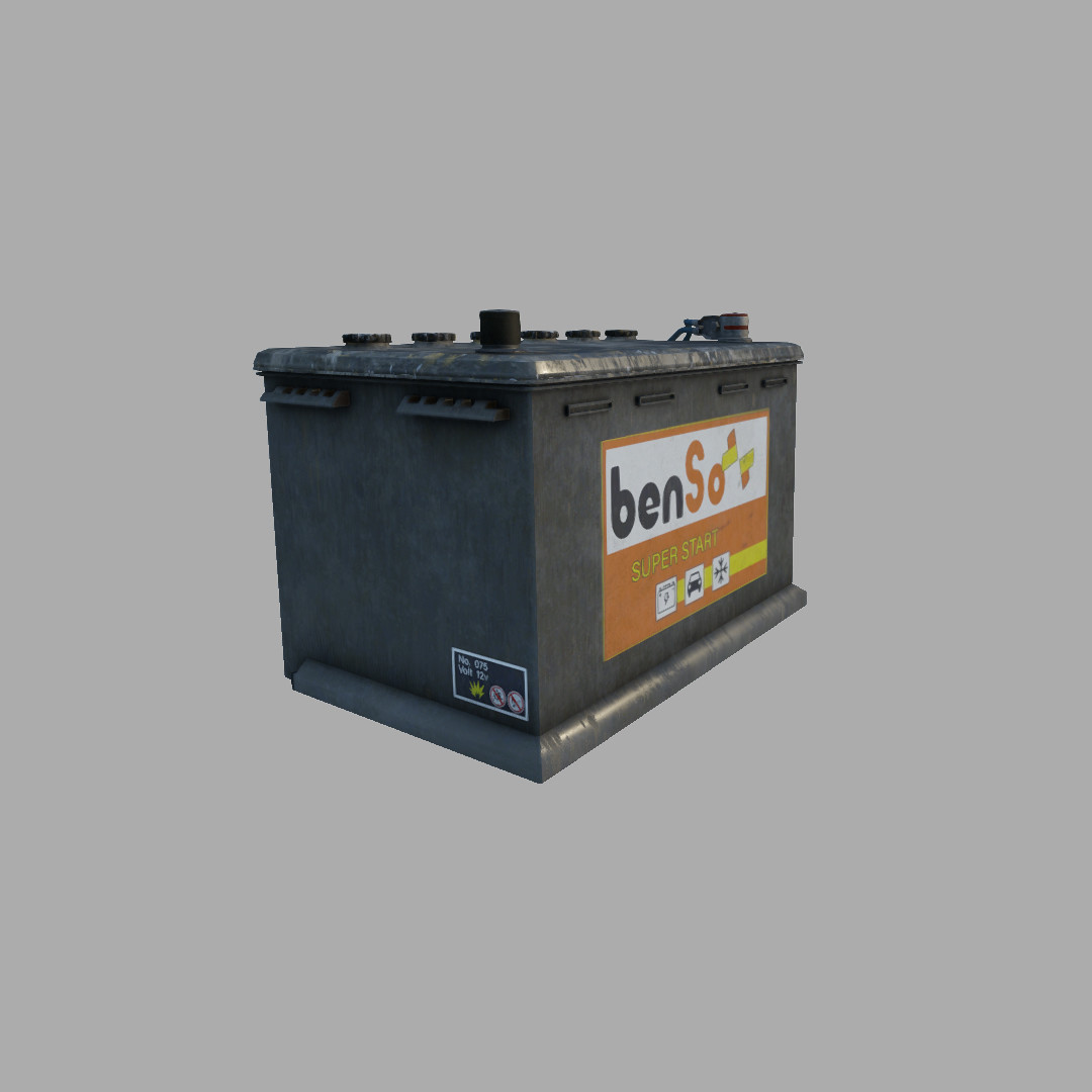 Daniel ketterman car battery