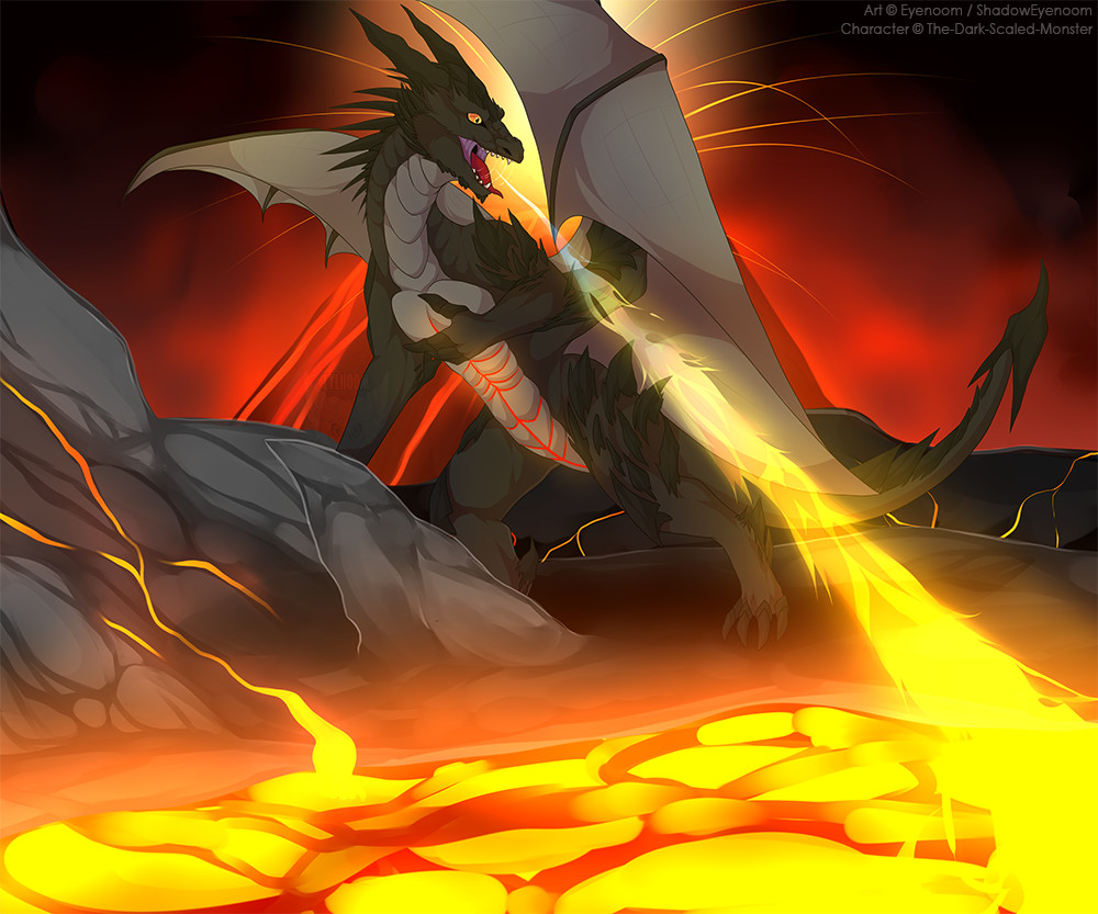 Cen eyenoom cm volcano rage by eyenoom db72snd
