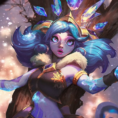 Atey ghailan snowdown neeko final