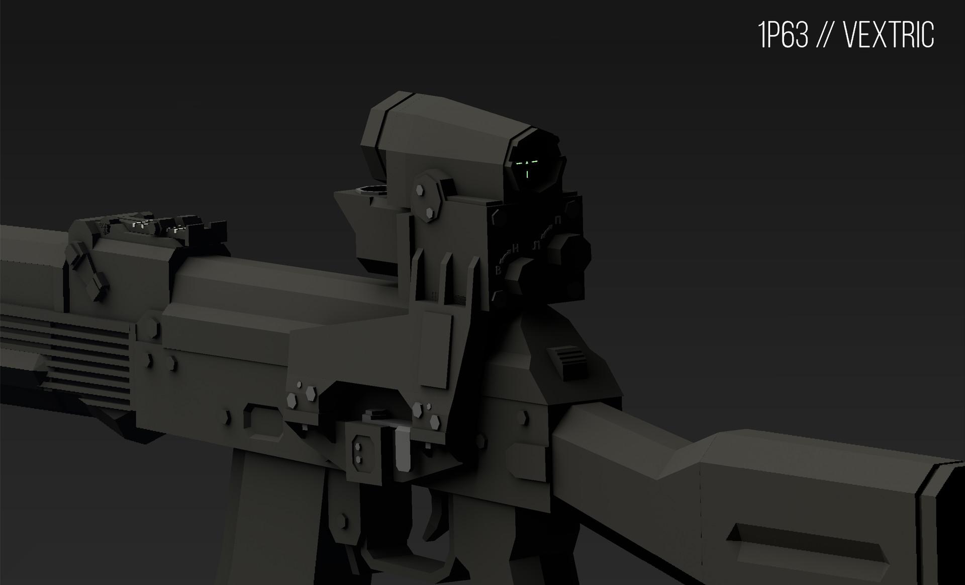 Vextric _ - Obzor 1P63