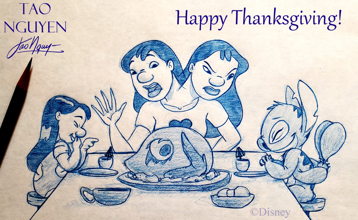Disney Lilo And Stitch Concept Art