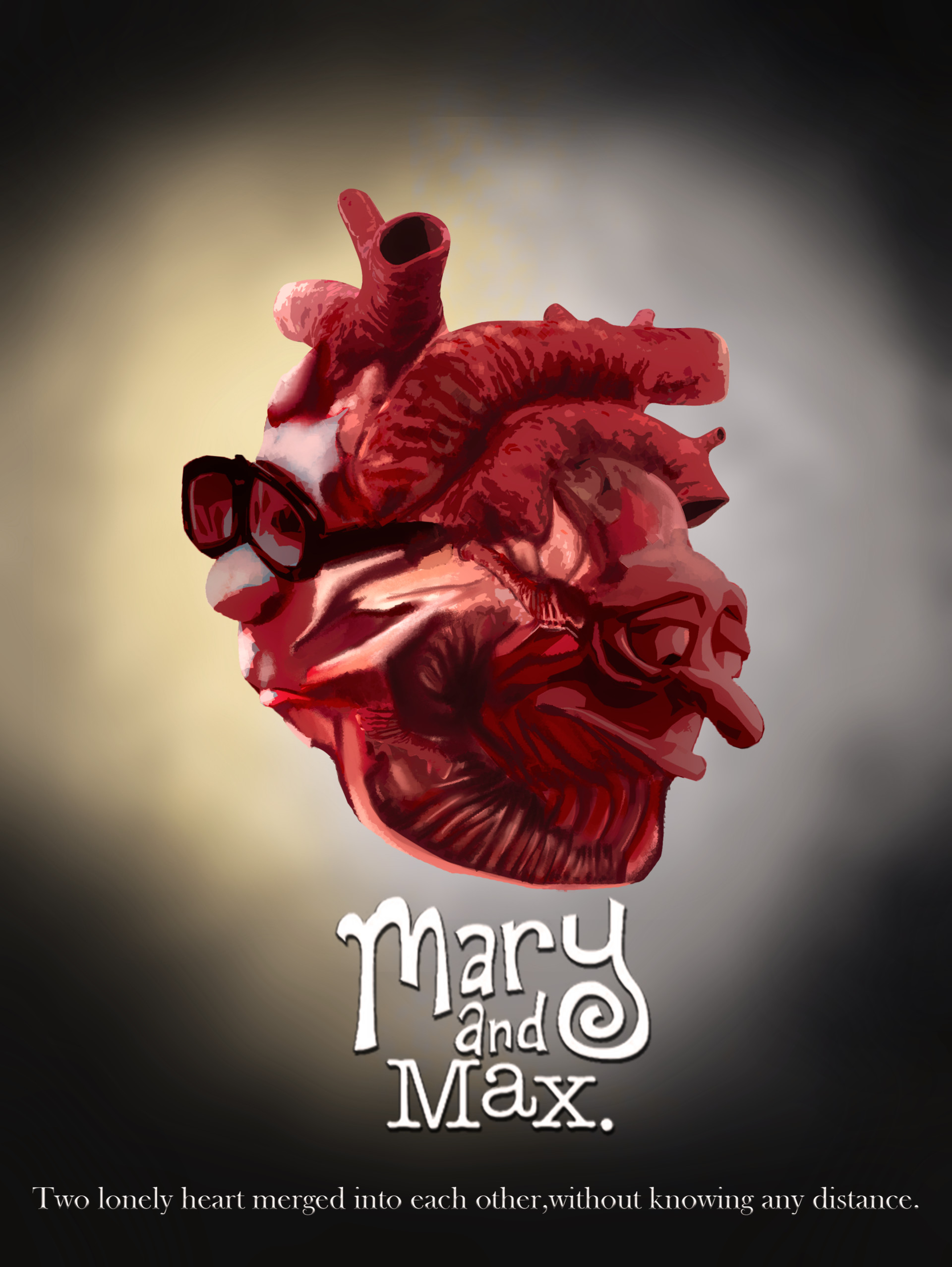 Artstation Tribute Of Mary And Max Kravilion