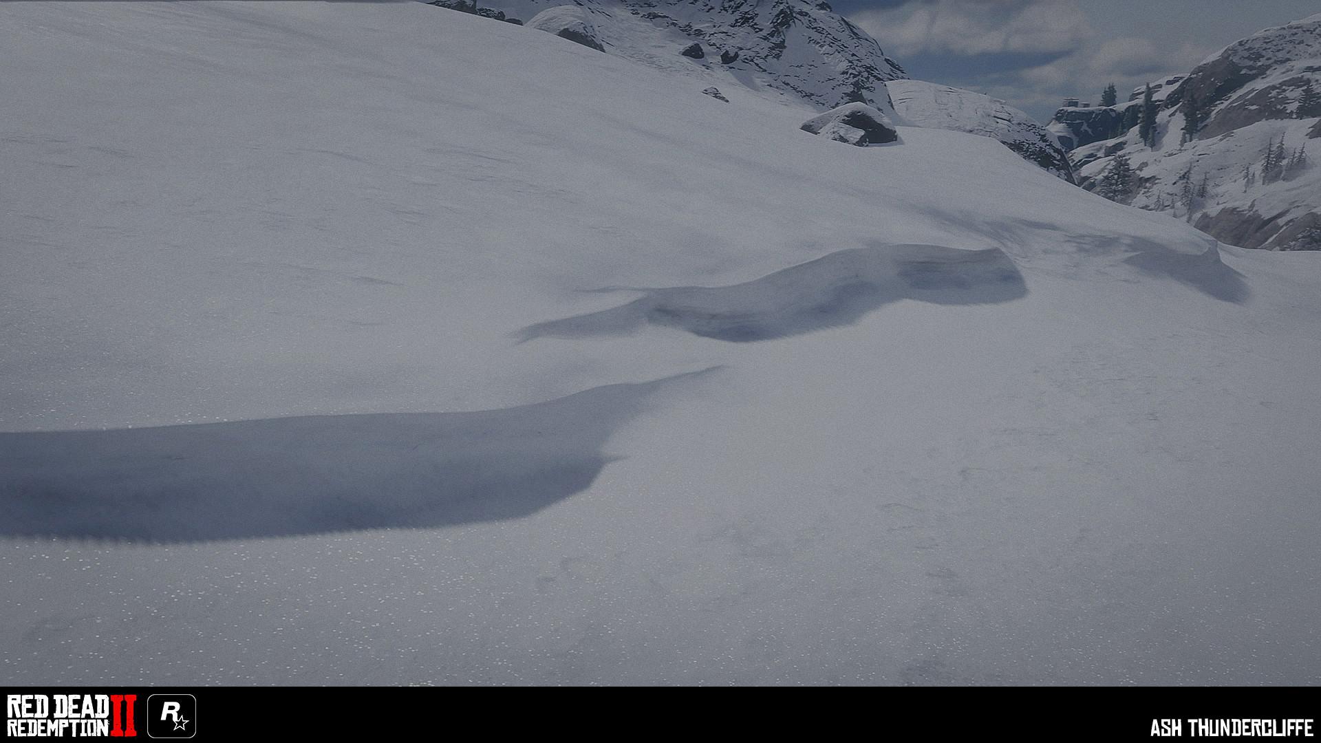 Ash thundercliffe snow 2