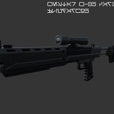 Andrew wilkins weapon westar w 35 carbine