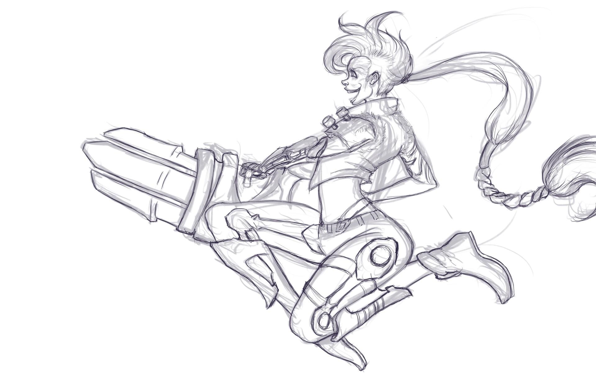 sketch/ lineart